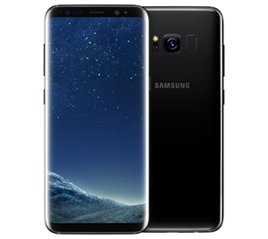 Mobile Samsung Galaxy S8 reconditionné comme neuf